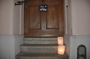 Linas Eingang