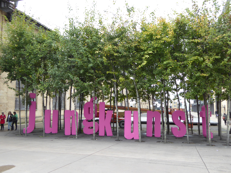 Ein Kunstevent fällt aus dem Rahmen   Sorino